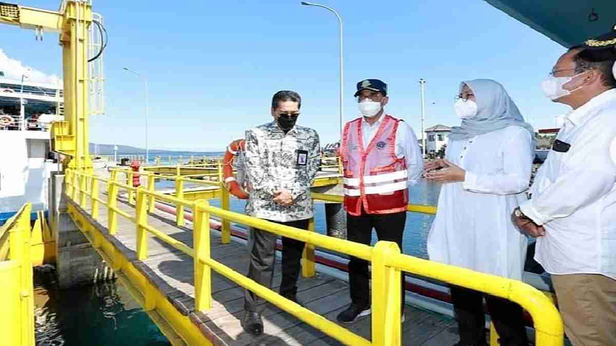 Menhub Support Pengoperasionalan Bandara Banyuwangi dan Kunjungi Pelabuhan Ketapang