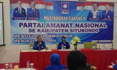 Muscab V PAN Targetkan Jawa Timur Basis PAN