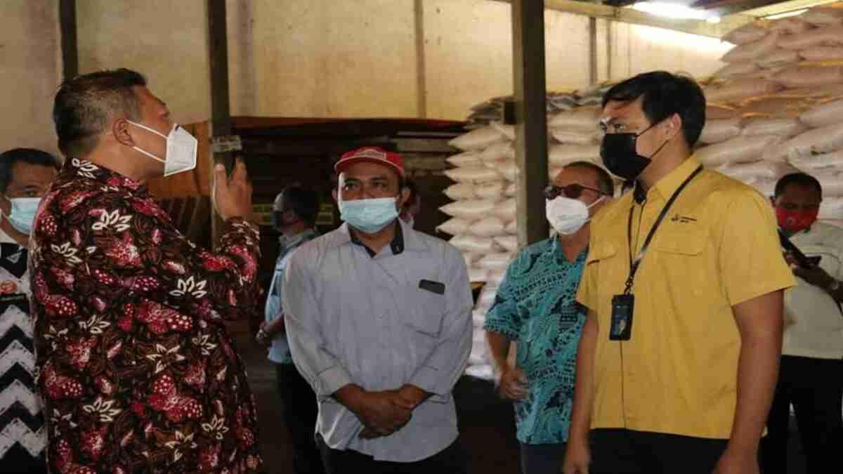 Pantau Ketersediaan Pupuk, Wabup Malang Kunjungi PT Pusri di Pakisaji