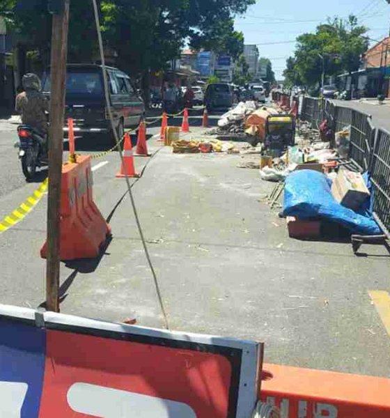 Pembangunan Median Jalan Bisa Pakai Dana Sponsor