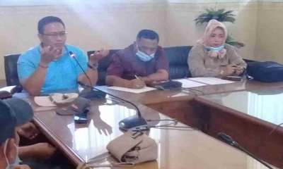 Puluhan Petani Porang Komunitas Alam Tani Tambak Ukir Datangi DPRD untuk Keluh Kesah