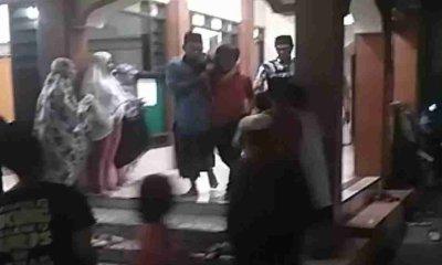 Satroni Masjid Saat Tarawih, Residivis Kambuhan Babak Belur