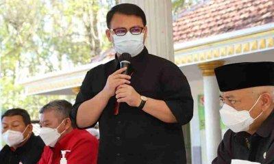Bupati bersama Wakil Bupati Malang Mendampingi Wakil Ketua MPR RI ke Wilayah Terdampak Bencana