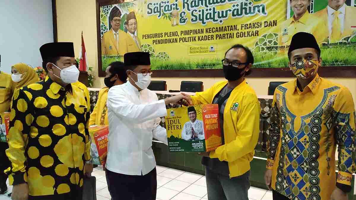 Kader Golkar Kabupaten Probolinggo Bergerak, Targetkan 10 Kursi