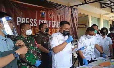 Polres Jember Tetapkan Empat Tersangka Pelanggar Prokes, Tiga Diantaranya Aktifis Pembela Kyai Muqit
