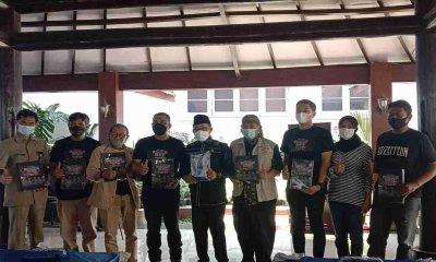 Wali Kota Malang Apresiasi Buku 'Empat Dekade Sejarah Musik Kota Malang Era 60-90'