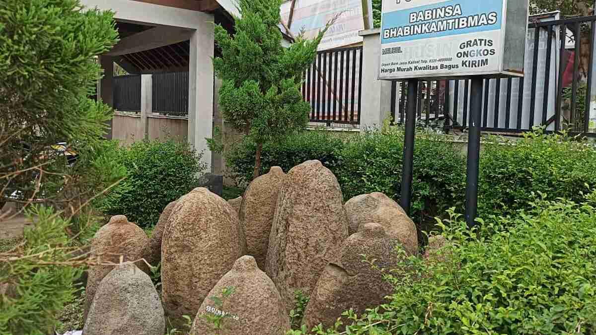 Wisata Desa Kamal Jember, Wisata Desa Batu Purba Era Megalitikum