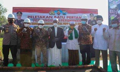 Polres Jombang Bangun 205 Rumah Huni untuk Anggota