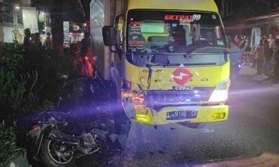 Usai Pemakaman Covid-19, Anggota PSC 119 Kota Malang Tewas Kecelakaan