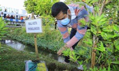 Wali Kota Probolinggo Peringati Hari Lingkungan Hidup se-Dunia, Sekaligus Terangkan Pembuatan Jalan Tembus untuk Tempat Wisata Baru
