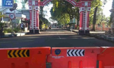 Satlantas Probolinggo Perluas Wilayah Penyekatan Mobilitas Masyarakat