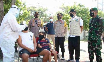 Sebanyak 12.556 Pelanggar Prokes di Lamongan Ditindak Petugas